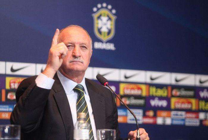 O técnico Luiz Felipe Scolari enfim revela os escolhidos