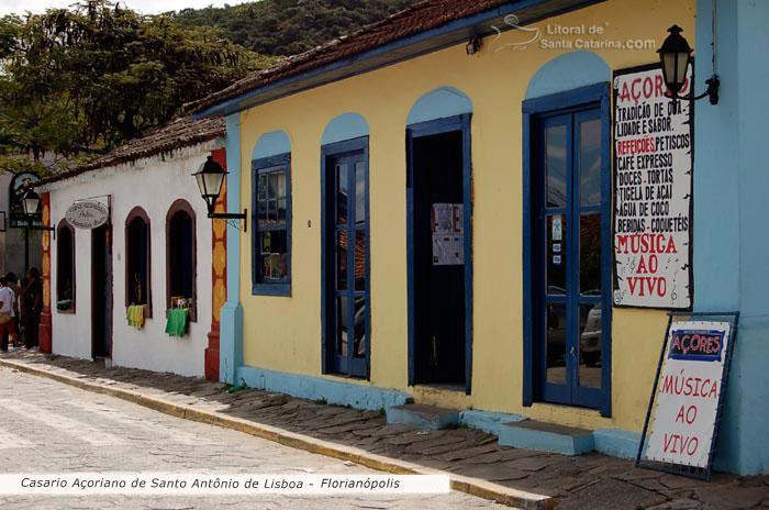 Restaurante caseiro ao lado da Casa Açoriana - galeria de arte - centro cultural