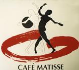 Café Matisse Logomarca