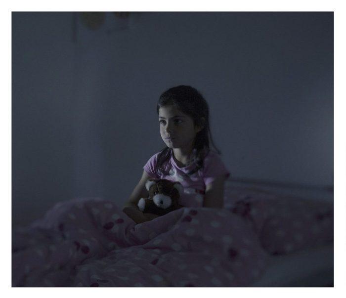 Fátima, 9 anos.