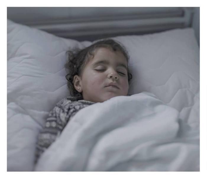 Iman, 2 anos.